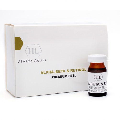 Holy Land ALPHA-BETA Premium Peel | Премиум пилинг, 7мл