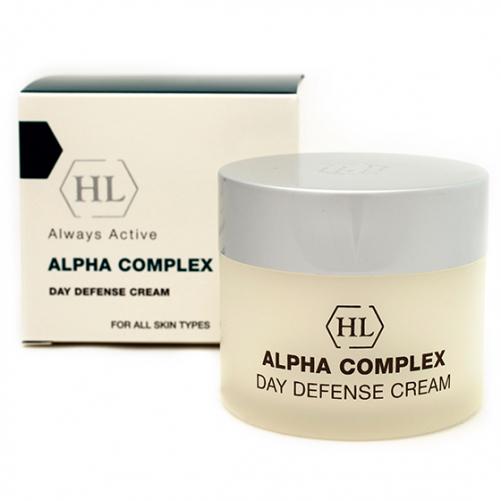 Holy Land ALPHA COMPLEX Day Defense Cream | Дневной защитный крем, 50 мл