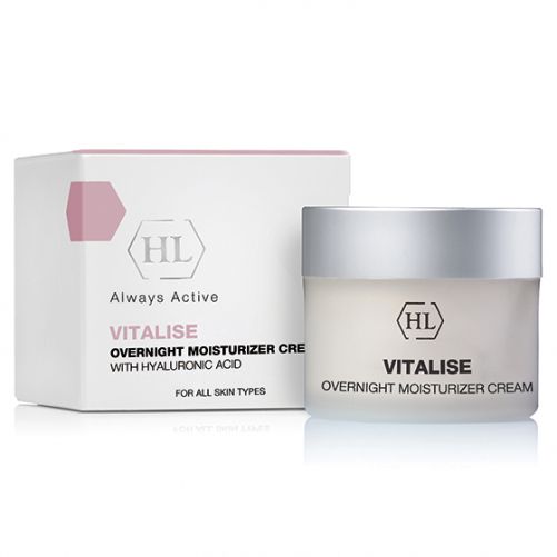 Holy Land VITALISE Overnight Moisturizer Cream | Крем, 250 мл