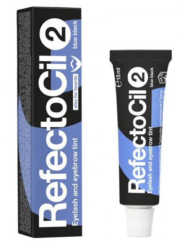 Refectocil   Краска для бровей сине-черная(2), 15 мл
