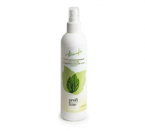 Альпика |Тоник увлажняющий для сухой и чувствительной кожи pH-4, 250 мл